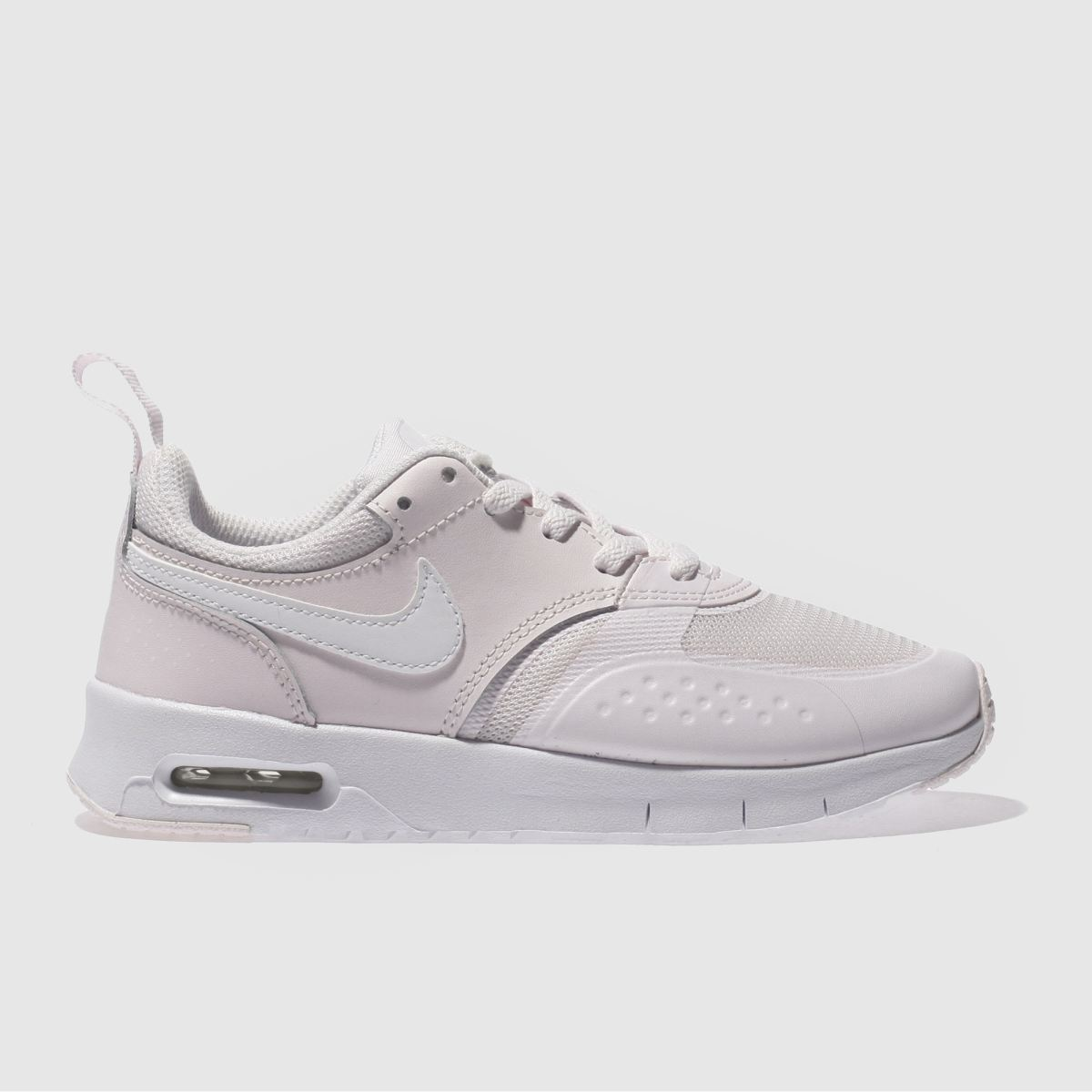 nike pale pink air max vision Girls Junior Trainers