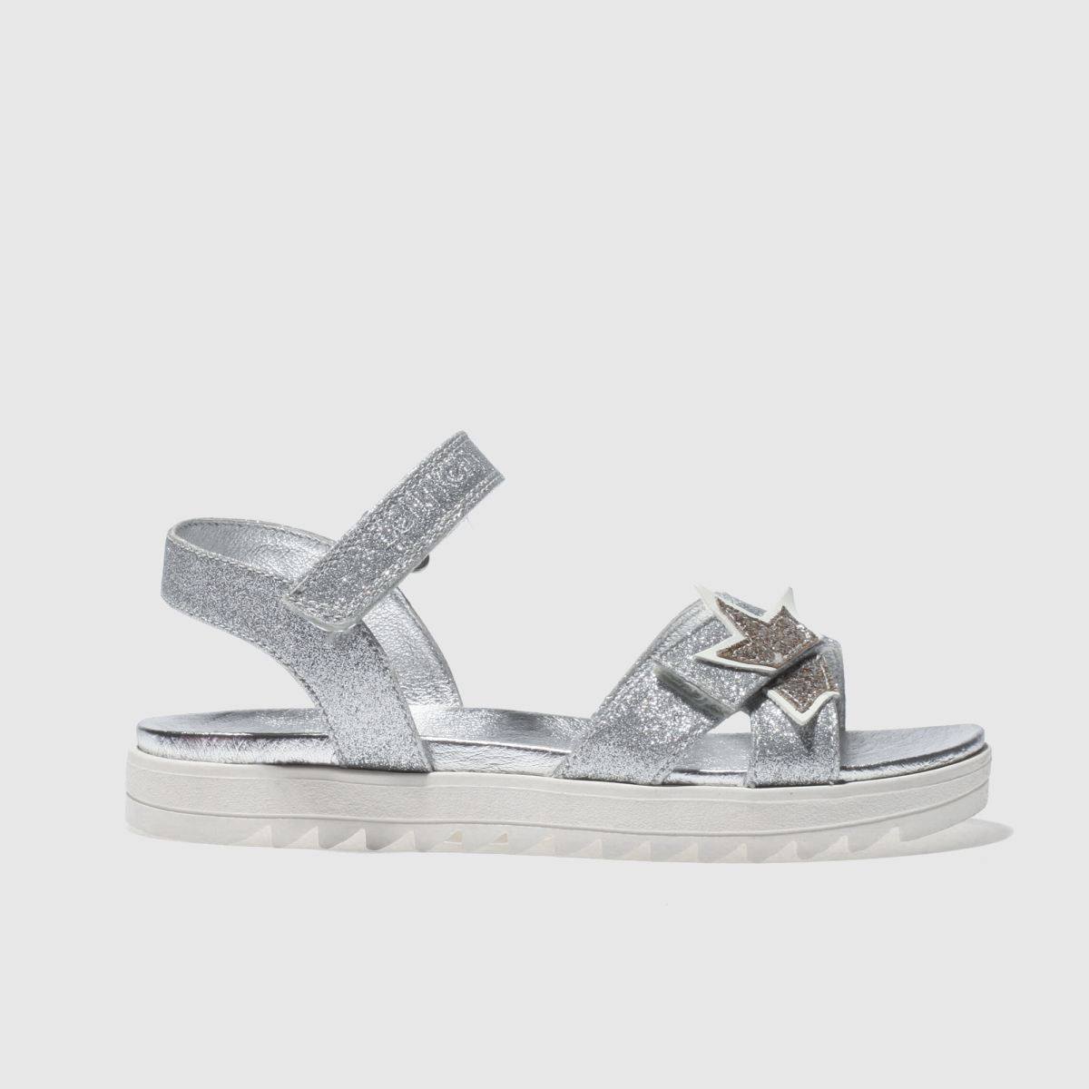 Lelli Kelly Lelli Kelly  Silver Tania Girls Junior Sandals