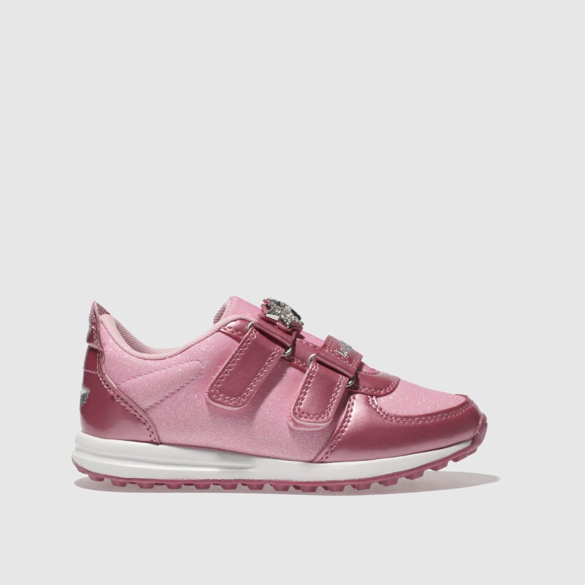 Lelli Kelly Lelli Kelly  Pink Colourissima Girls Junior Trainers