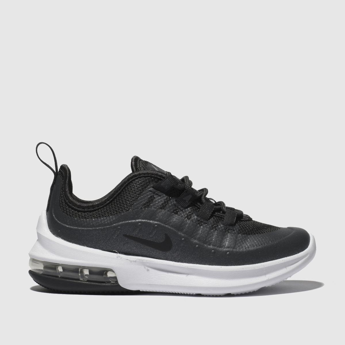 Nike Dark Grey Air Max Axis Se Trainers Junior