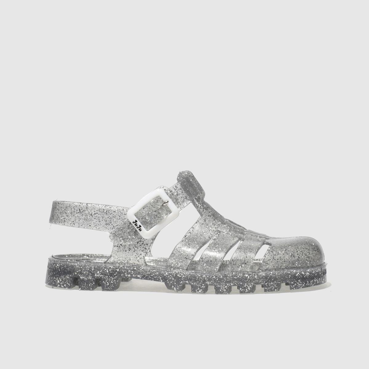 juju jellies Juju Jellies Clear Maxi Girls Junior Sandals