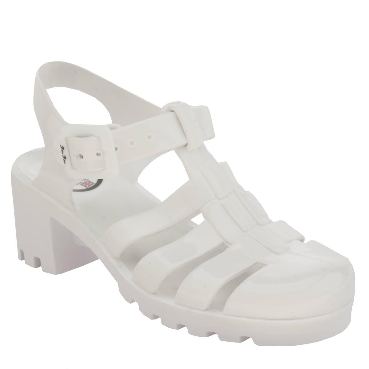 juju jellies Juju Jellies White Babe Girls Junior
