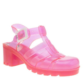 Girls Juju Jellies Pink Babe Girls Junior