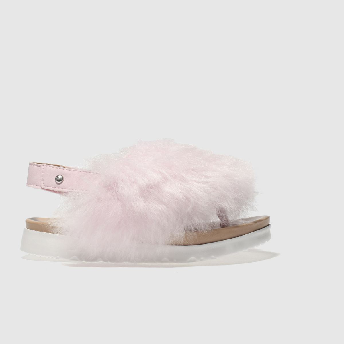 Ugg Pale Pink Holly Girls Junior Sandals