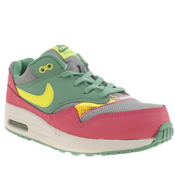 Nike Multi Air Max 1 Girls Junior