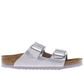 Birkenstock Lilac Arizona Girls Junior