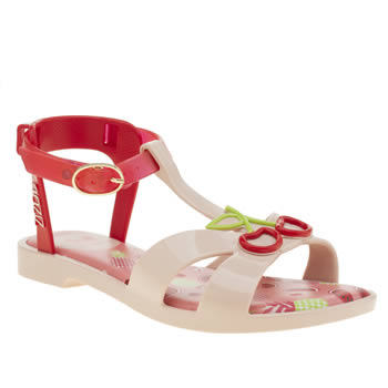 ZAXY MULTI ZIZOU GIRLS JUNIOR SANDALS