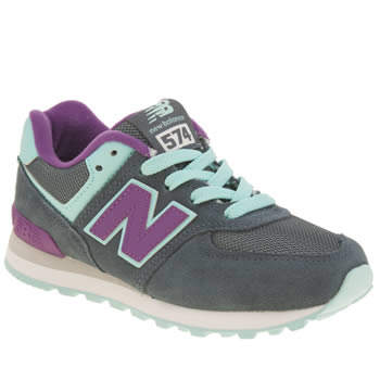 new balance trainers for girls