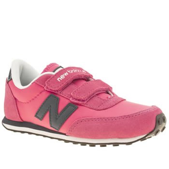New Balance Pink Nb 410 Girls Junior