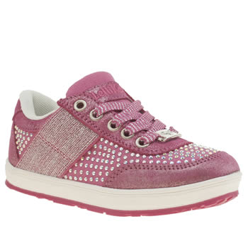 Lelli Kelly Pink Aurora Bor 2 Girls Junior