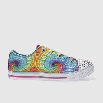 Skechers Multi Chit Chat Chill Girls Junior