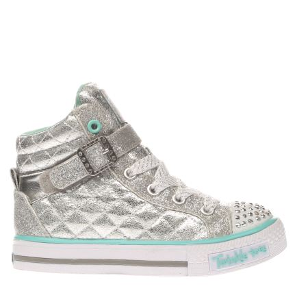 skechers twinkle toe sweetheart sole 1