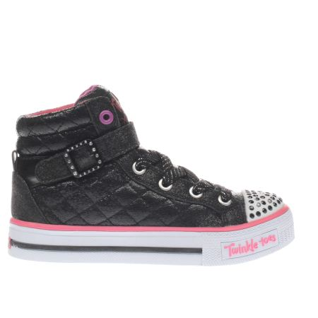 skechers twinkle toes sweetheart sole 1