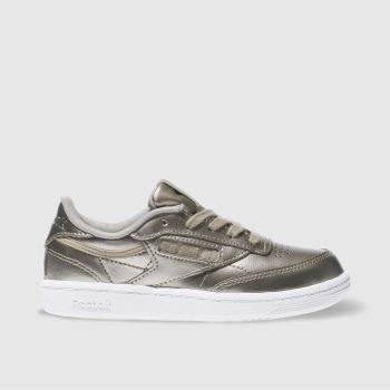 Reebok Bronze CLUB C 85 Girls Junior