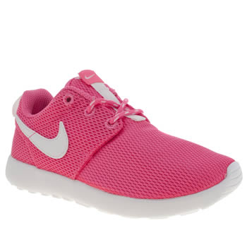 huocjt Nike Roshe One Junior Pink prof-removals.co.uk