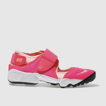 Nike Pink Rift Girls Junior