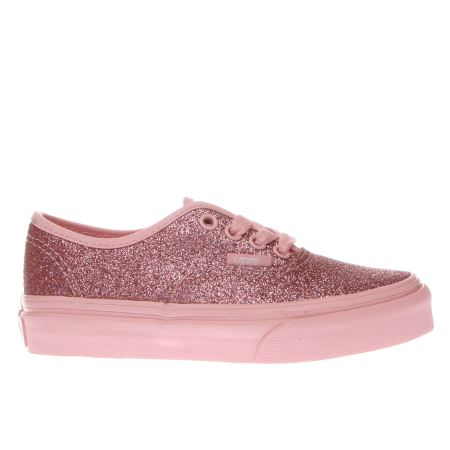 vans shimmer authentic 1