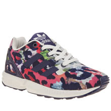 Adidas Multi Zx Flux Girls Junior