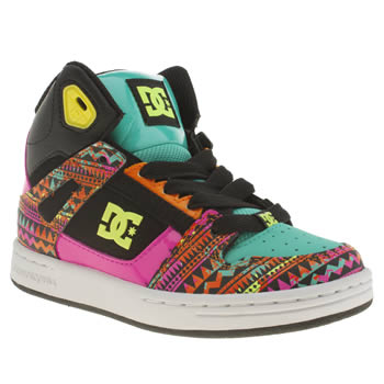 Dc Shoes Multi Rebound Girls Junior