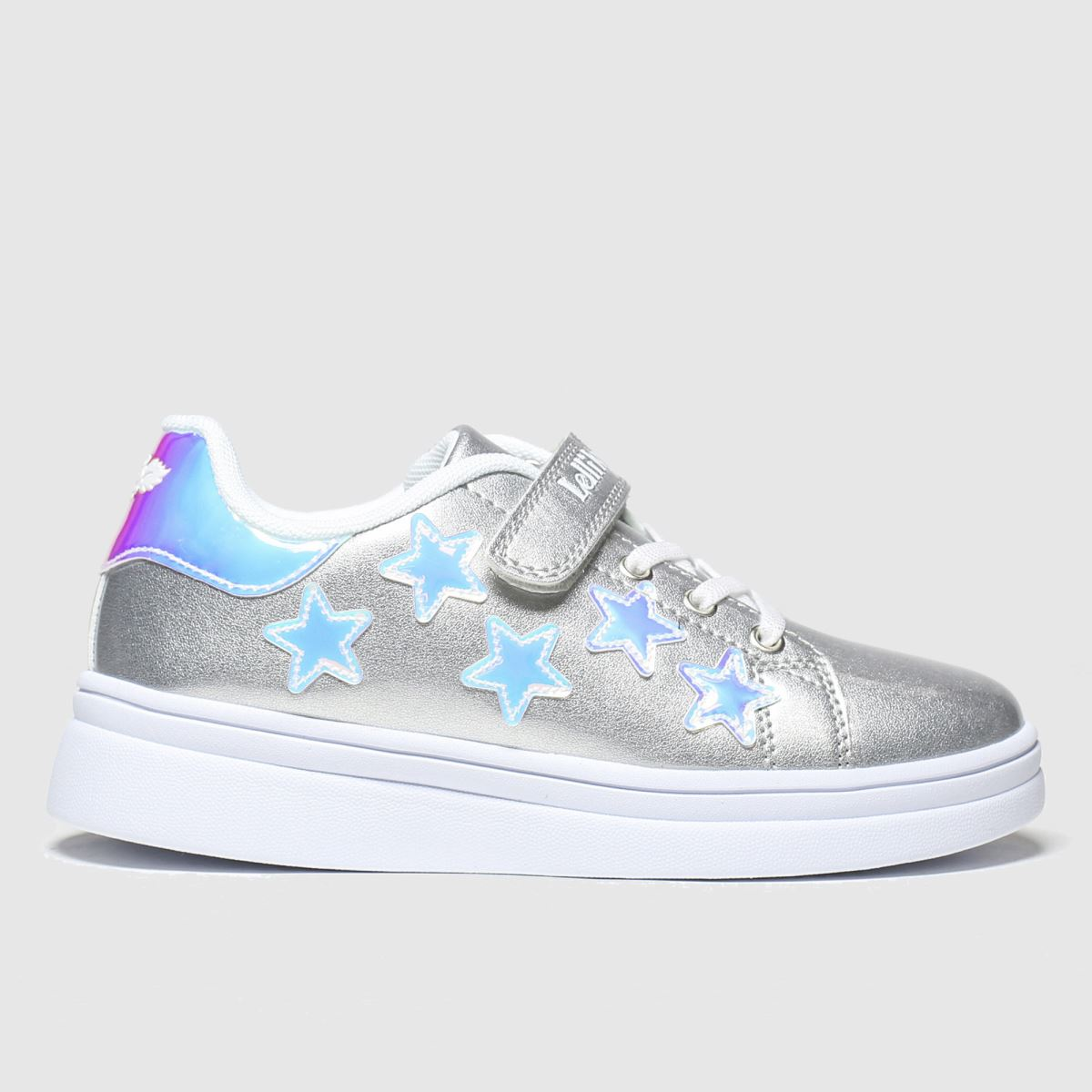 Lelli Kelly Lelli Kelly Silver Molly Trainers Junior