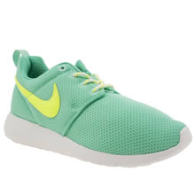 Youth Turquoise Nike Roshe Run