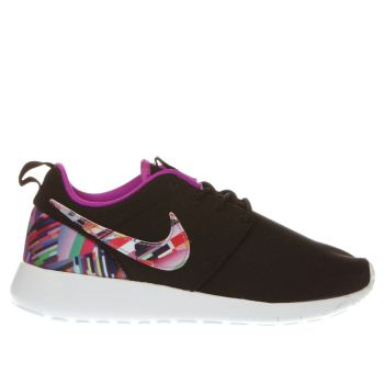 Nike Multi Roshe One Print Girls Youth