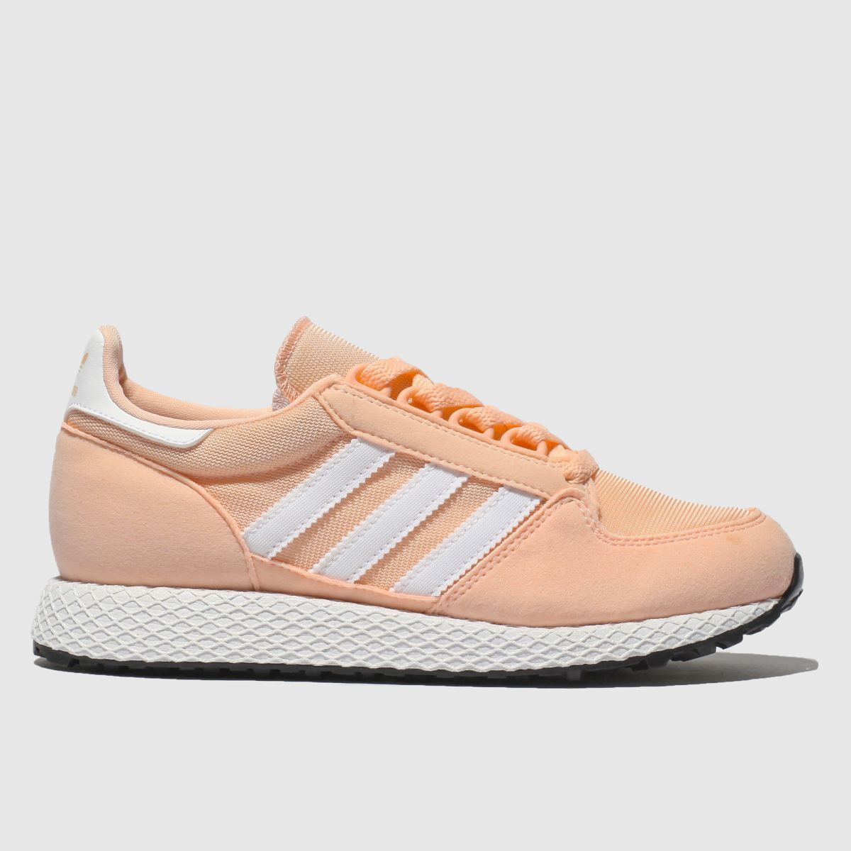 Adidas Peach Forest Grove Trainers Youth