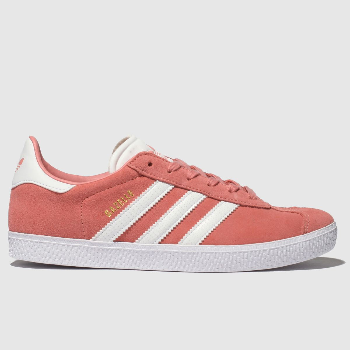 Adidas Coral Gazelle Trainers Youth