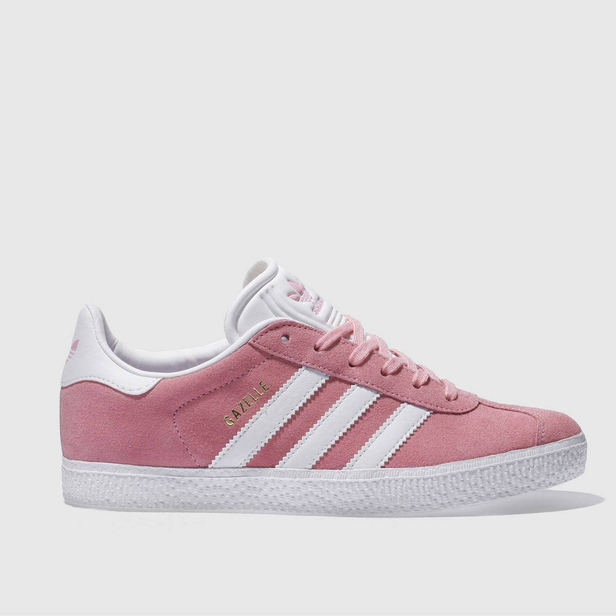 adidas pink gazelle Girls Youth Trainers