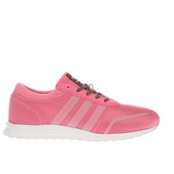 Adidas Pale Pink Los Angeles Girls Youth
