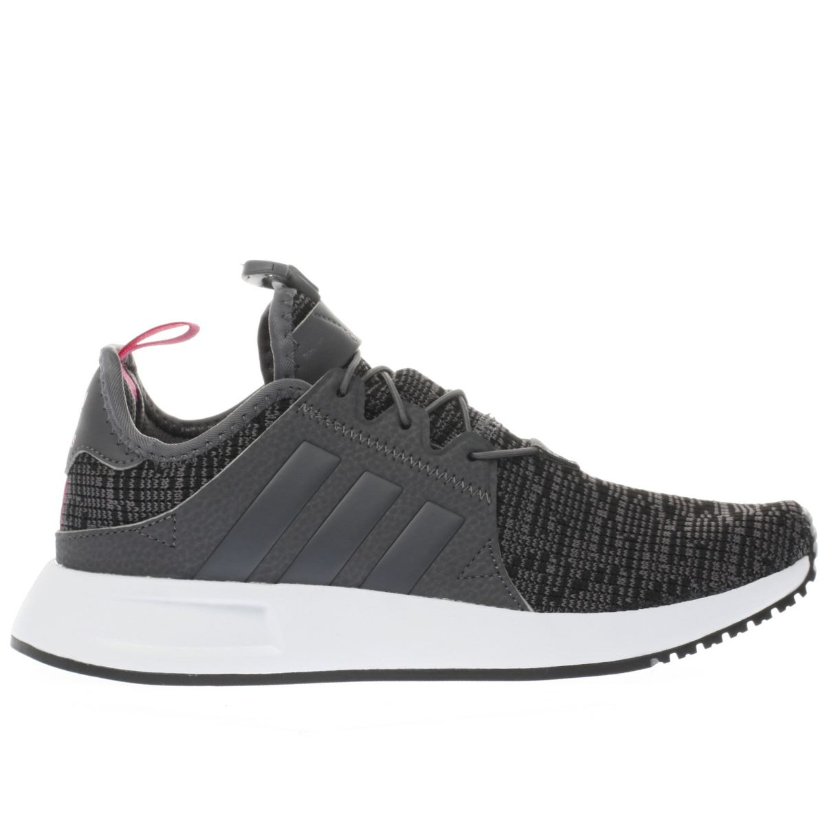 adidas grey x_plr Girls Youth Trainers