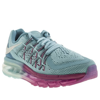 Nike Blue Air Max 2015 Girls Youth