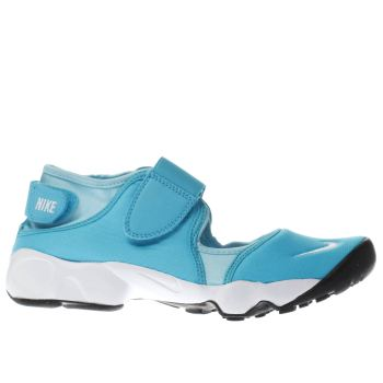 Nike Turquoise Rift Girls Youth