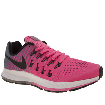 Nike Pink Zoom Pegasus 33 Girls Youth