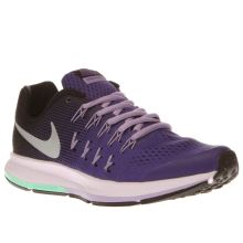 Nike Purple Zoom Pegasus 33 Girls Youth