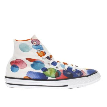 Converse Multi All Star Hi Girls Youth
