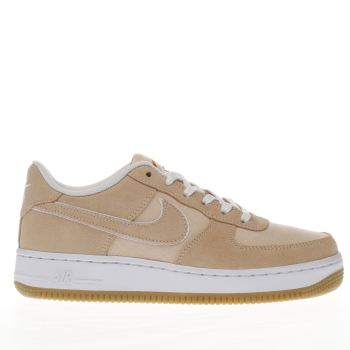 Nike Peach Air Force 1 Girls Youth