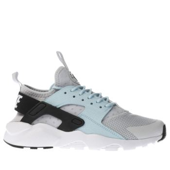 Nike Grey Huarache Run Ultra Girls Youth