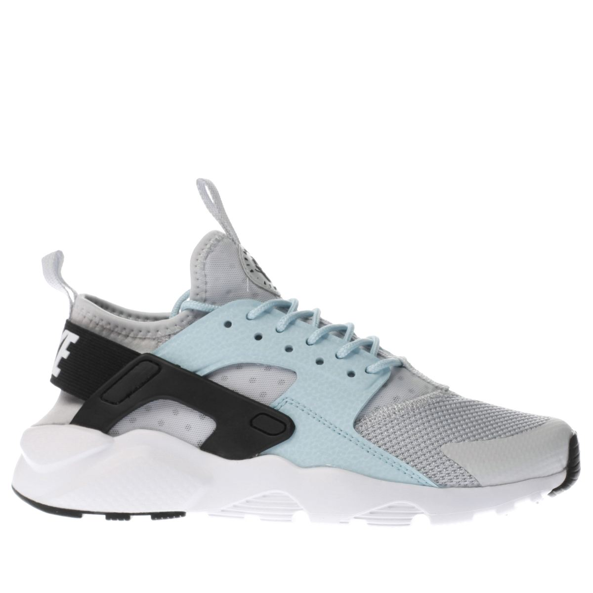 nike light grey huarache run ultra Girls Youth Trainers