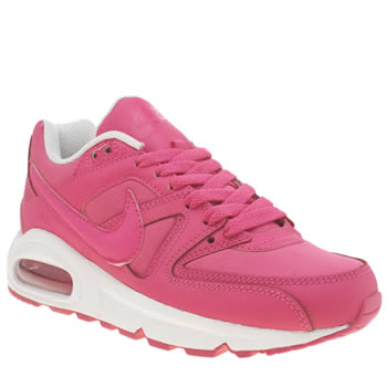 Girls Nike Pink Air Max Command Girls Youth