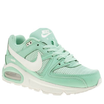 Nike Turquoise Air Max Command Girls Youth