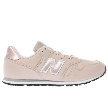 New Balance Pink 373 Girls Youth