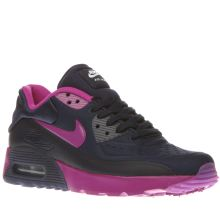 Nike Navy Air Max 90 Ultra Se Girls Youth
