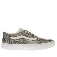 Vans Multi Milton Girls Youth