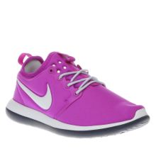 Nike Purple Roshe Two Girls Youth
