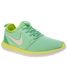 Nike Turquoise Roshe Two Girls Youth