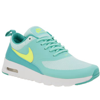 Nike Turquoise Air Max Thea Girls Youth