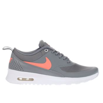 Nike Grey Air Max Thea Girls Youth