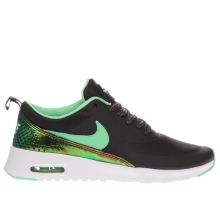 Nike Dark Grey Air Max Thea Se Girls Youth