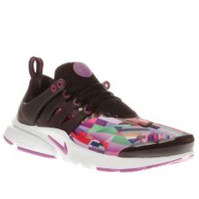 Nike Multi Presto Girls Youth